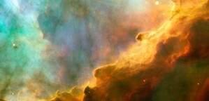 Omega or Swan Nebula