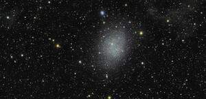 Fornax Dwarf Galaxy