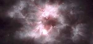 Bow-Tie Nebula