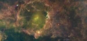 Lambda Orionis ring